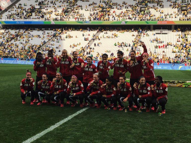 Le Canada remporte le bronze pour une deuxième fois consécutive