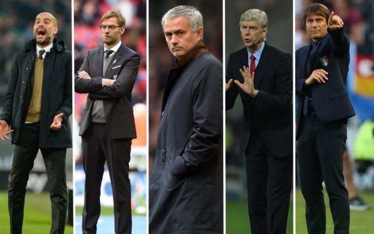 Quel impact pour les nouveaux entraîneurs en Premier League?