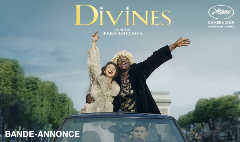 Critique de Divines : le hurlement d'AMOUR.