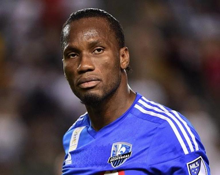 """""""Si on doit jouer à 12 contre 11.."""" Drogba critique l'arbitrage MLS"""