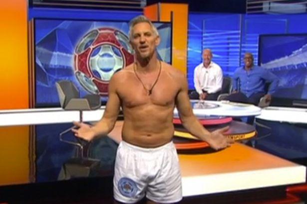 Gary Lineker commence sa saison de Premier League en force.