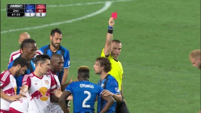 La faute d'Oyongo mérite-t-elle carton rouge ?