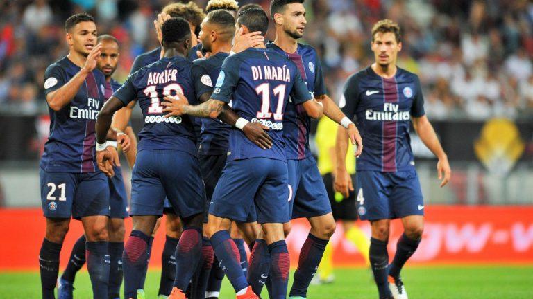 Le PSG s'offre une ballade de santé à Marseille