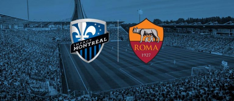 Culture Foot : L'AS Roma affronte l'Impact de Montreal