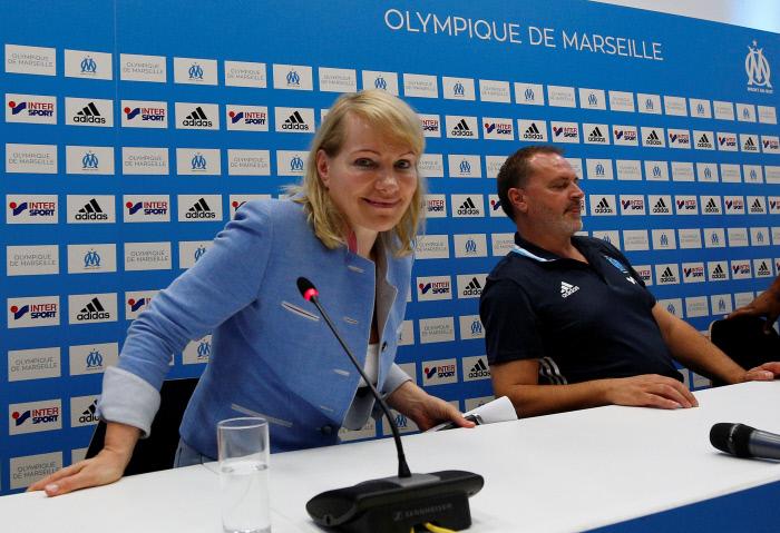 L'Olympique de Marseille vendu à des américains