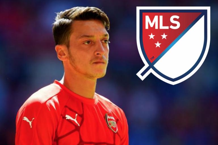 Mesut Özil révèle qu'il aimerait un jour venir en MLS