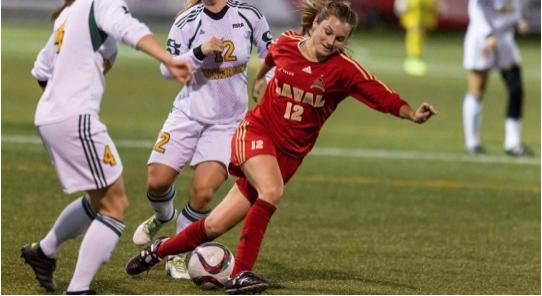 Saison universitaire 2016-2017, 2e journée : Le Rouge et Or colle un set au Vert et or et Alidou d'Anjou relance l'UQAM dans la course aux séries.