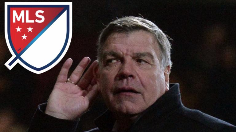 Sam Allardyce serait prêt à écouter les offres de la MLS.