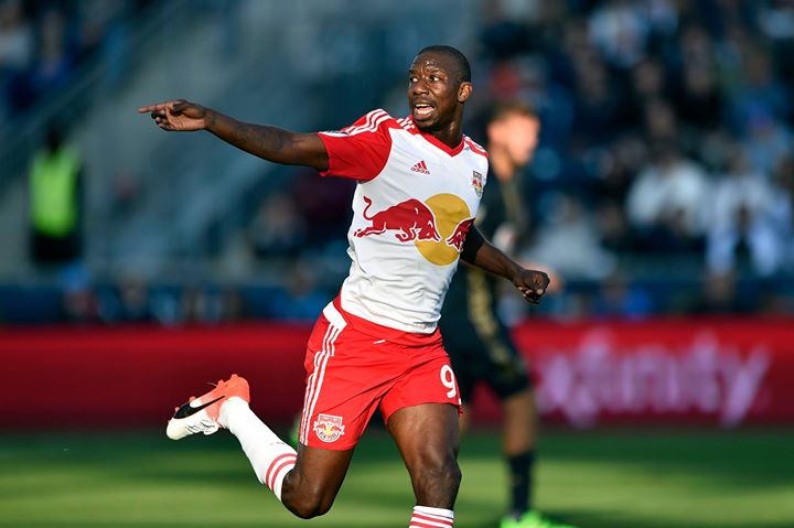 MLS – Bradley Wright-Phillips du New York Red Bulls est Soulier d'or 2016