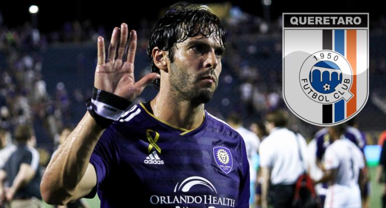 Kaká préfère Orlando City à Querétaro FC.
