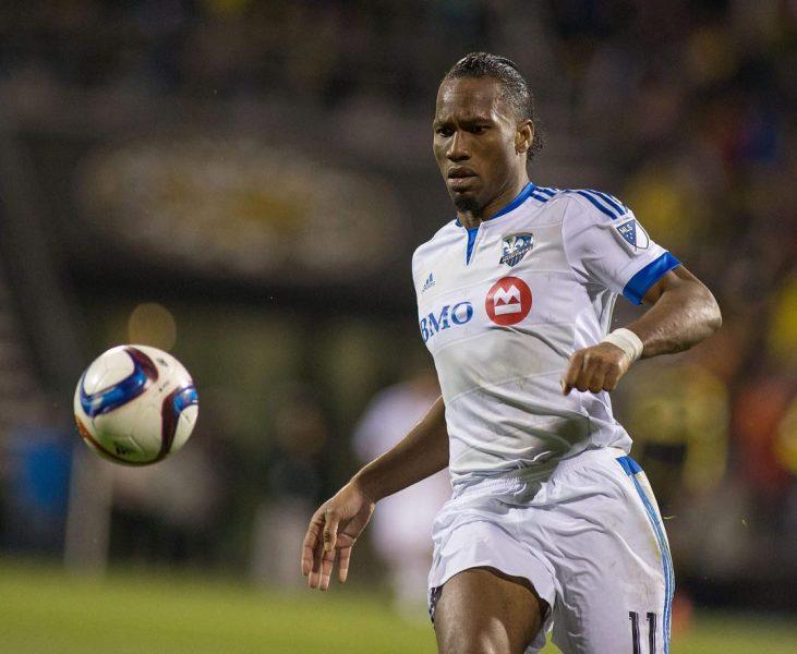 Didier Drogba mis à l'amende par la Major League Soccer