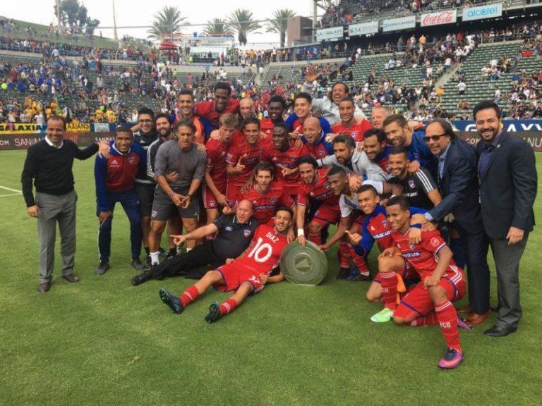 MLS – FC Dallas remporte le championnat de saison régulière