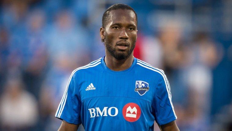 MLS – Didier Drogba de superstar à supersub à l'Impact de Montréal