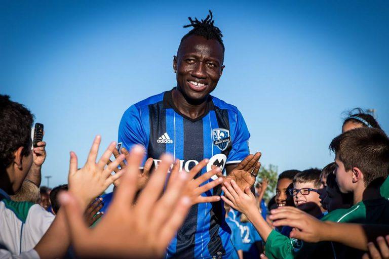 MLS – Dominic Oduro n'a pas peur du Toronto FC et les met en garde !
