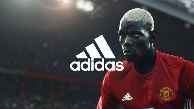 Le football a besoin de créateurs, la nouvelle pub d'Adidas et Paul Pogba