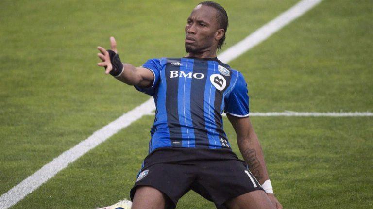 La retraite pour Didier Drogba à la fin de saison MLS ?