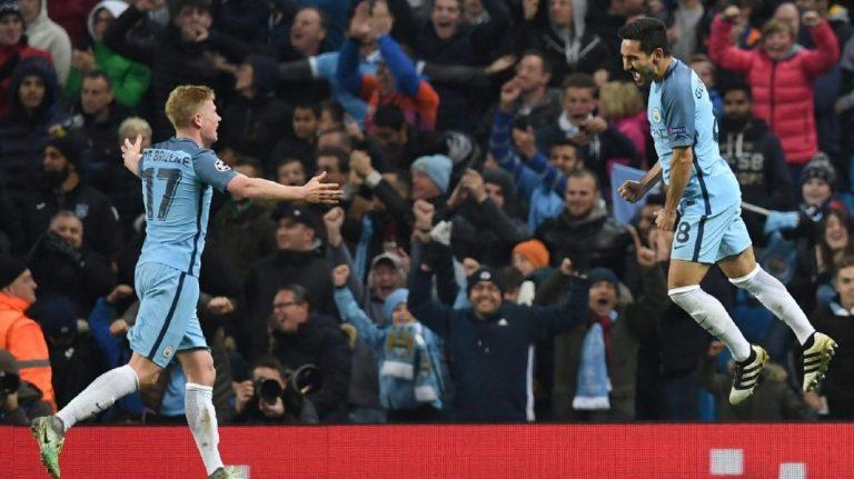 Le Manchester City de Guardiola tient sa revanche face au Barça (3-1)