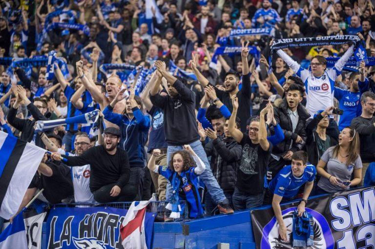 Les Montréalais s'arrachent les billets pour l'Impact