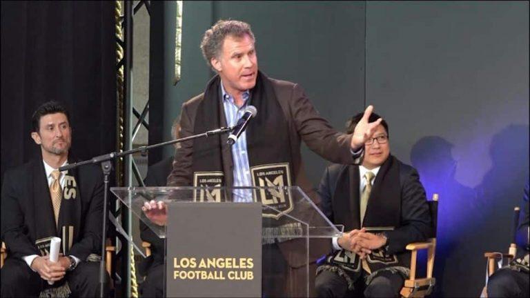 MLS – Pas le temps de niaiser pour Will Ferrell et son Los Angeles FC