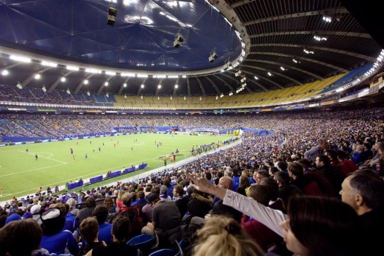 L'Impact de Montréal accueillera la finale de l'Est au Stade Olympique