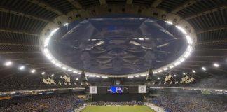 première neige finale Montréal match de fou