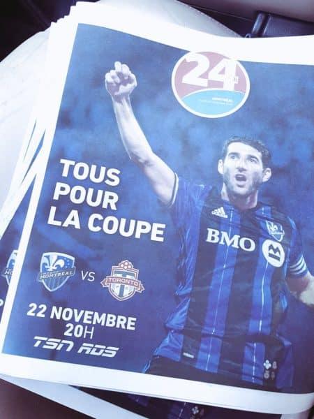 Tous Pour La Coupe : La Une Magnifique du Journal 24h