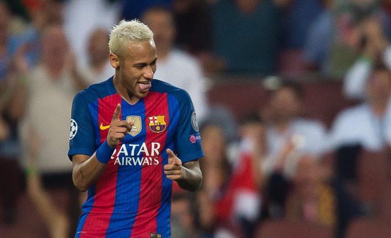 Prison requis contre le brésilien Neymar pour son transfert au FC Barcelone
