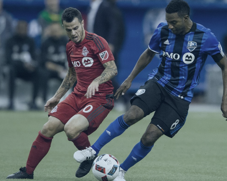 Toronto FC vs Montreal Impact : Deux équipes qui ne s'aiment pas