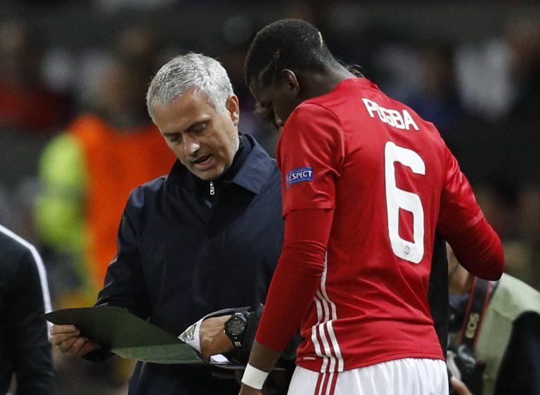 Mourinho : « Pour moi Paul Pogba est le meilleur milieu du monde »