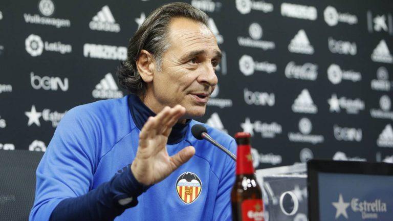 FC Valence : L'entraîneur Cesare Prandelli claque la porte