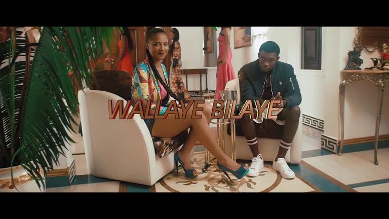 Regardez « WALLAYE BILAYE » un clip de Blacky Carat