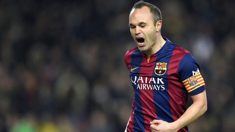 FC Barcelone : Iniesta prendra-t-il la direction du Qatar ou de la Chine ?