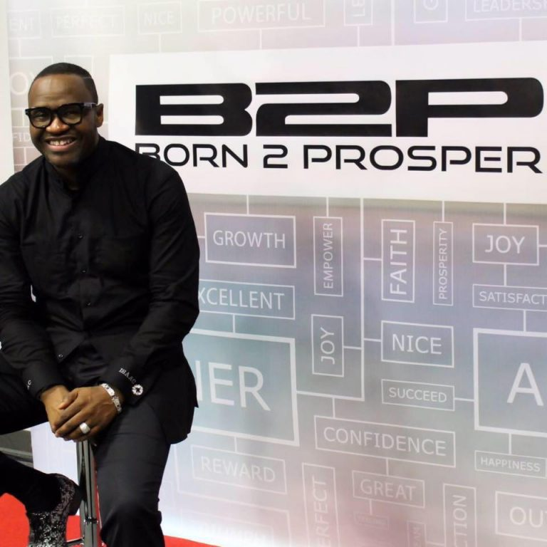 Born 2 Prosper, the new movement to succeed in business