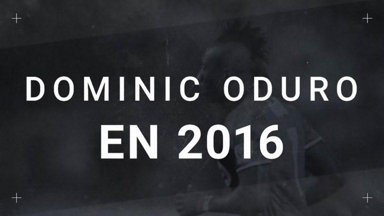 Pourquoi l'Impact renouvelle le contrat de Dominic Oduro ?