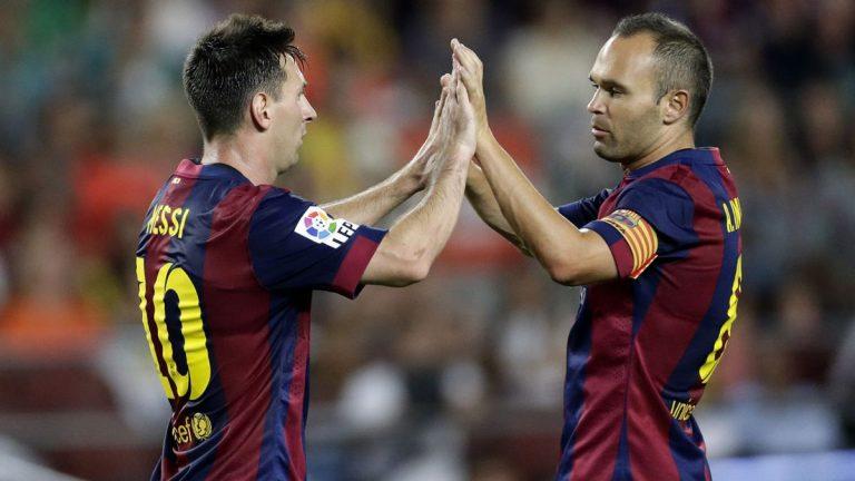 [VIDEO] FC Barcelone : Messi et Iniesta sont tout simplement irrésistibles !