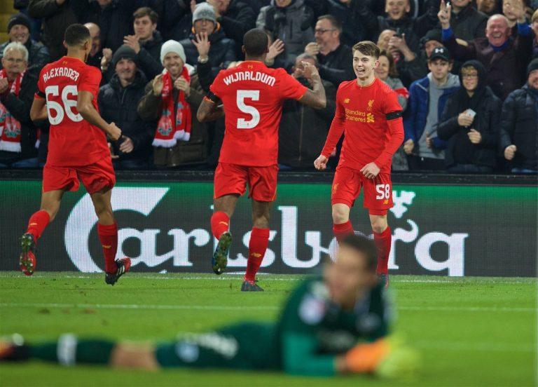 Liverpool 1-0 Manchester City (MT) : Georginio Wijnaldum donne l'avance aux Reds