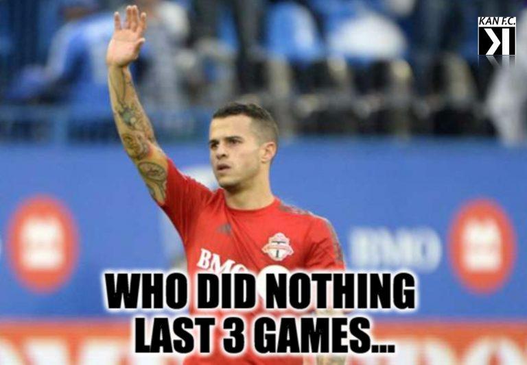 Le grand n'importe quoi des réseaux sociaux, spécial Giovinco MLS Cup