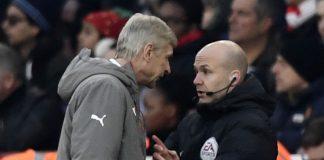 Arsene Wenger suspendu