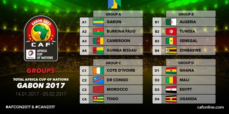 CAN 2017 : Touche pas à ma CAN !!