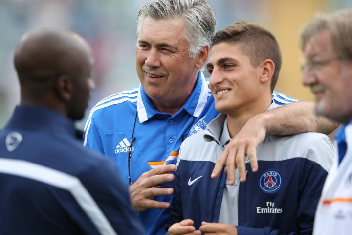 Bayern : Carlo Ancelotti rêve d'attirer Marco Verratti en Allemagne