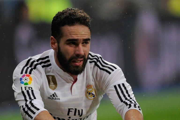 Liga : Le Real Madrid devra se passer des services de Dani Carvajal pendant un mois
