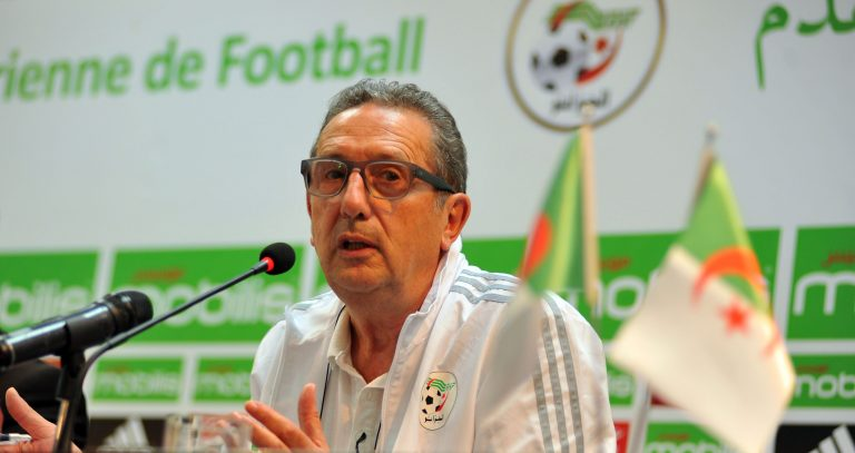 Georges Leekens démissionne après les performances décevantes de l'Algérie
