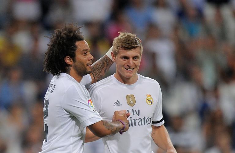 Real Madrid : Kroos chambre les Brésiliens, Marcelo n'apprécie pas