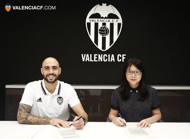 Transfert : Simone Zaza rejoint le FC Valence sous forme de prêt