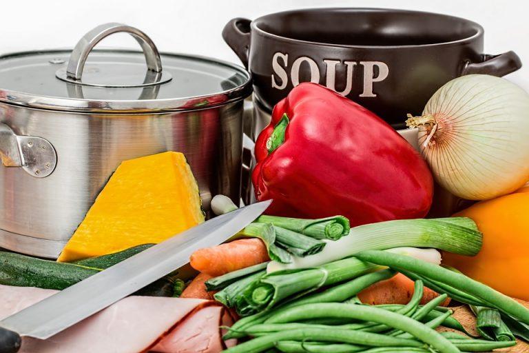 Les découvertes culinaires de la semaine: Trois mots, trois soupes