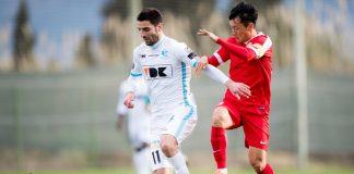 niveau de la Super League chinoise