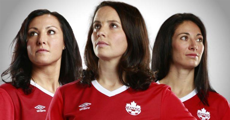 Canada : Trois joueuses de l'équipe féminine accrochent leurs crampons