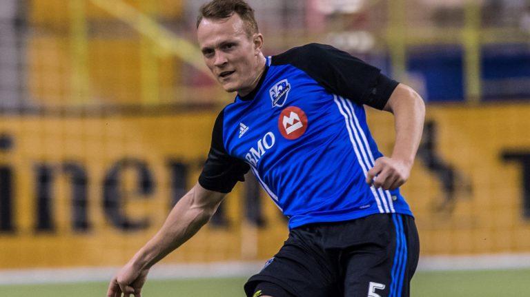 MLS : Wandrille Lefèvre rempile avec l'Impact de Montréal