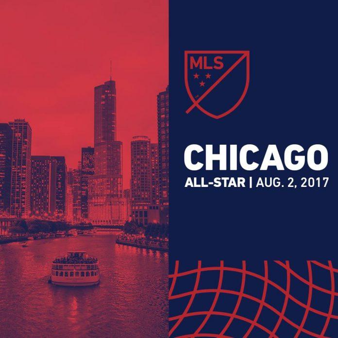 match des étoiles MLS