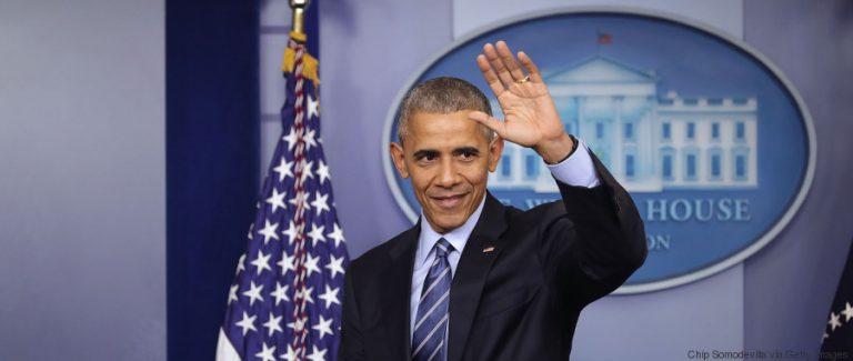 Une vidéo émouvante pour le départ d'Obama